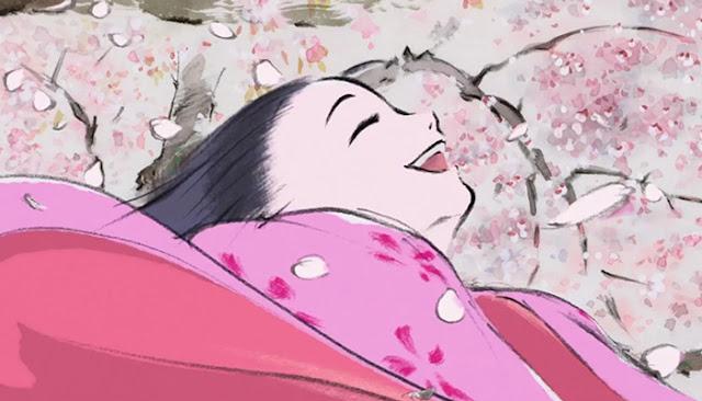 The Tale of The Princess Kaguya | 2013 | Film Review | SHELF HEROES