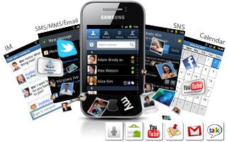 Spesifikasi dan Harga Samsung Galaxy Y Terbaru (Android Termurah)
