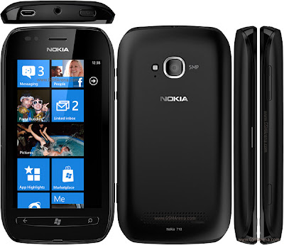 Download Nokia Lumia 710 RM-809 Schematic / Diagram And Service Manual