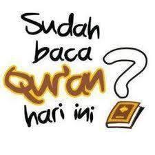 Baca+Al+Quran Gambar DP BBM Islami Terbaru