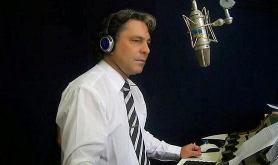 Luto. Morre o Radialista Antônio Marcos Pinto