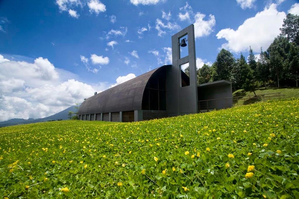 Bukit Doa Tomohon Chapel Mahawu