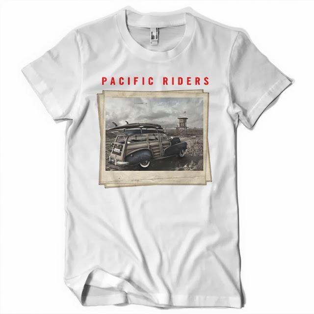 surf adn vacation t shirt