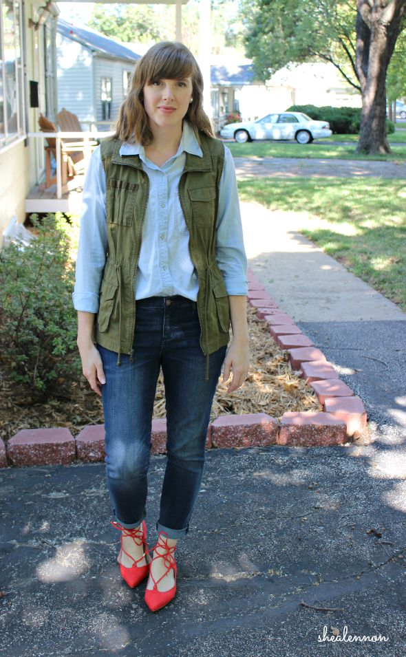Early fall layers | www.shealennon.com