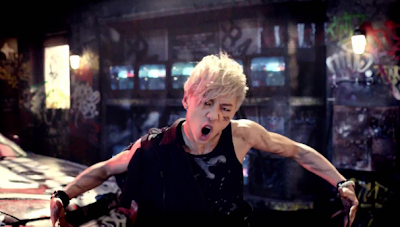 BAP Warrior Bang Yong Guk
