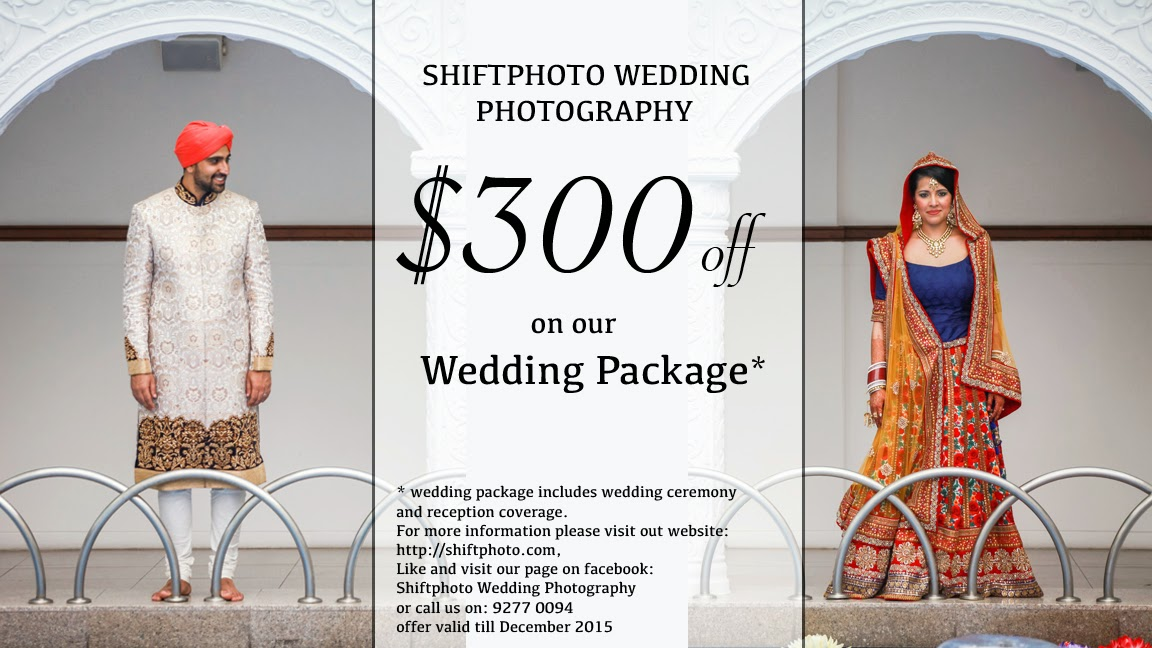 You Have Won A 300 Off On Wedding Package By Shiftphoto Photography Date Of Celebrations 25th December To 27th 2014