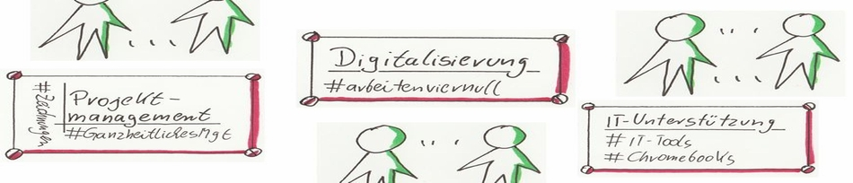Projektmanagement, Digitalisierung und IT-Unterstützung