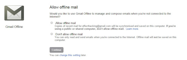 extension gmail offline