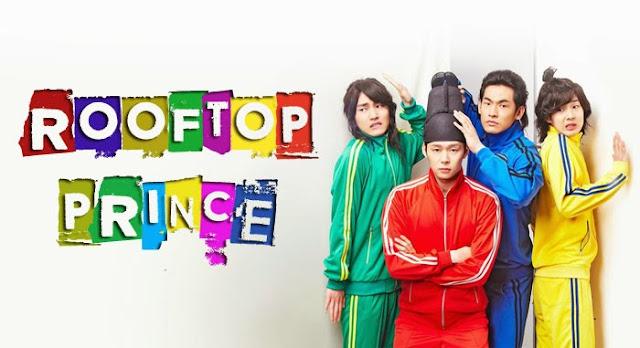 Biodata Pemeran Drama Korea Rooftop Prince