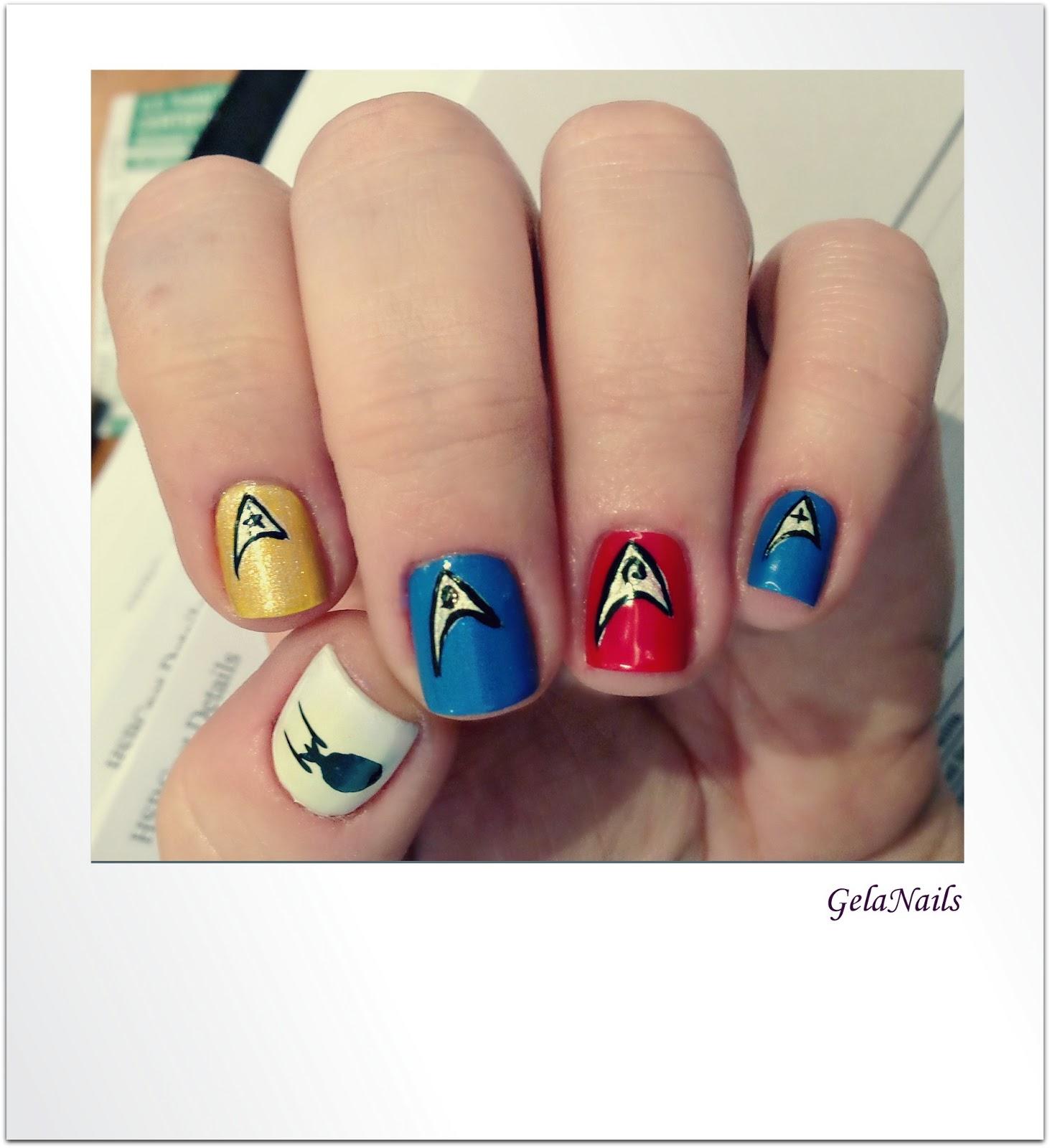 Star Trek Gelas Blog
