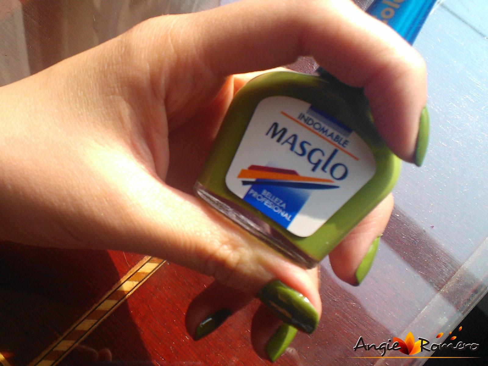 Esmalte indomable Masglo