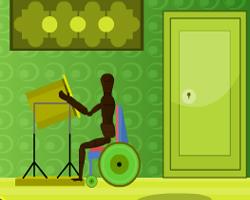 Solucion Fabulous Green Room Escape