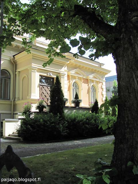 Turku: arkkipiispan talo
