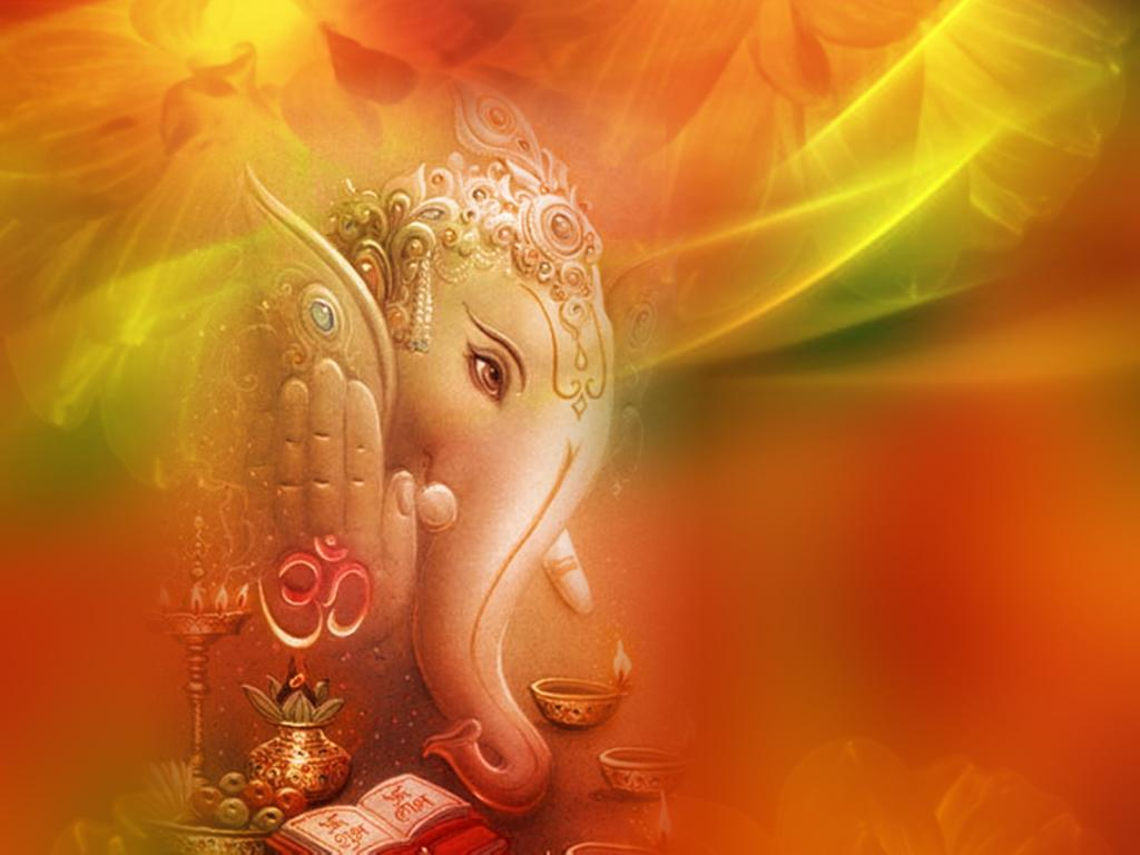 ganpati widescreen wallpapers