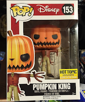 Funko Pop! Pumpkin King GITD