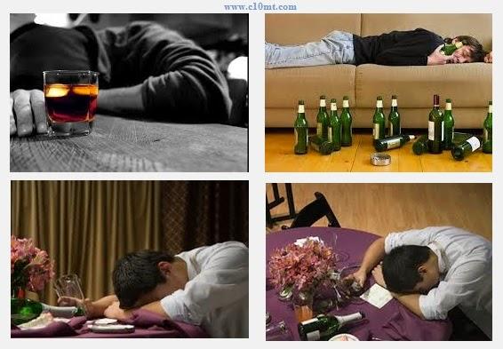 Say rượu đối mặt với 70% nguy cơ phát bệnh tim www.c10mt.com