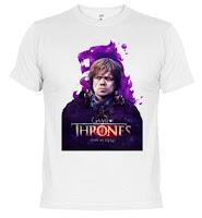 camiseta Tyrion Lannister hear me roar - Juego de Tronos en los siete reinos