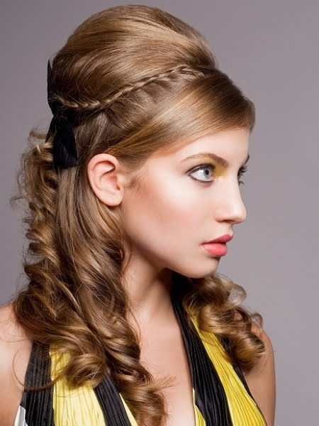 easy to do hairstyles for prom. Prom Hairstyle Photo1 Prom