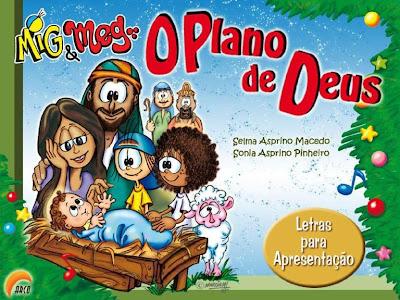 Cantatas de Natal O Plano de Deus