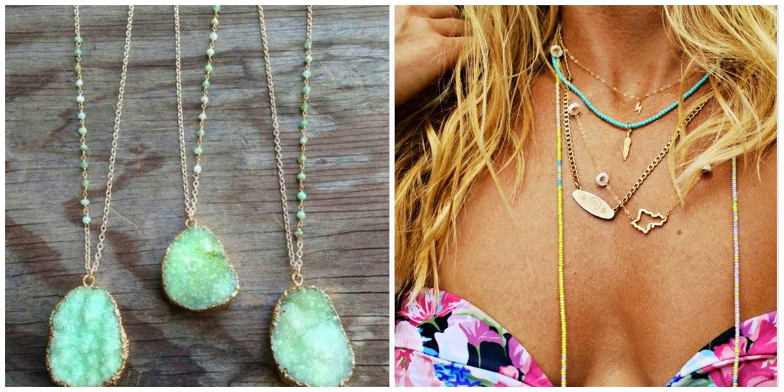 Trending Summer Necklaces
