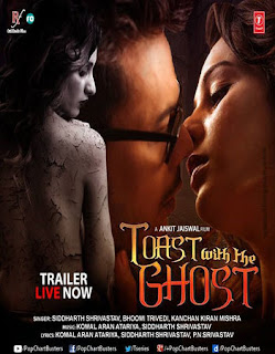 Toast With The Ghost (2017) Hindi Movie HDRip | 720p | 480p