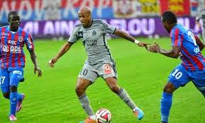 Marseille vs Caen
