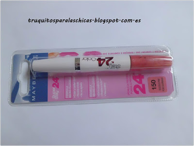 Maybelline Gloss Super Stay 24 hrs