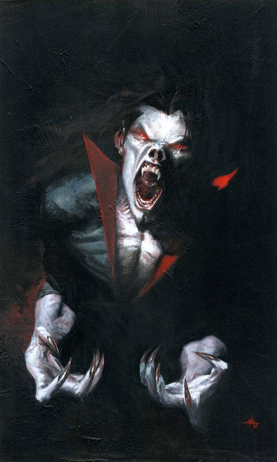 Morbius the Living Vampire Character Review