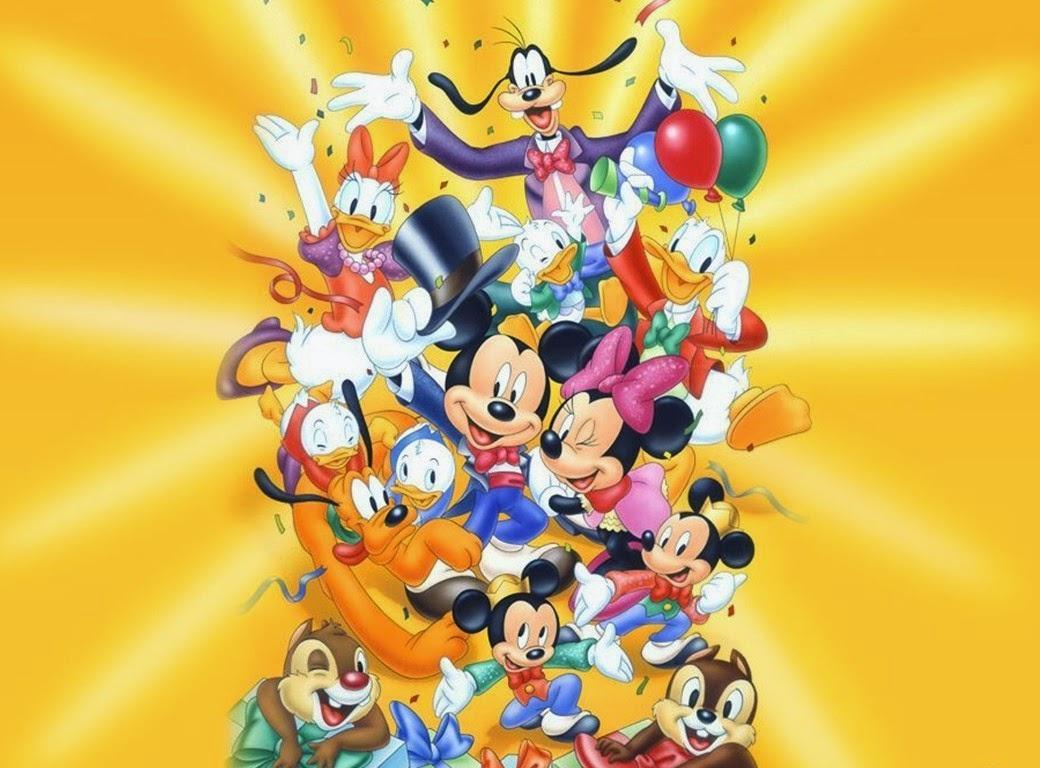 Kumpulan Gambar Mickey Mouse and Friends | Gambar Lucu Terbaru Cartoon ...