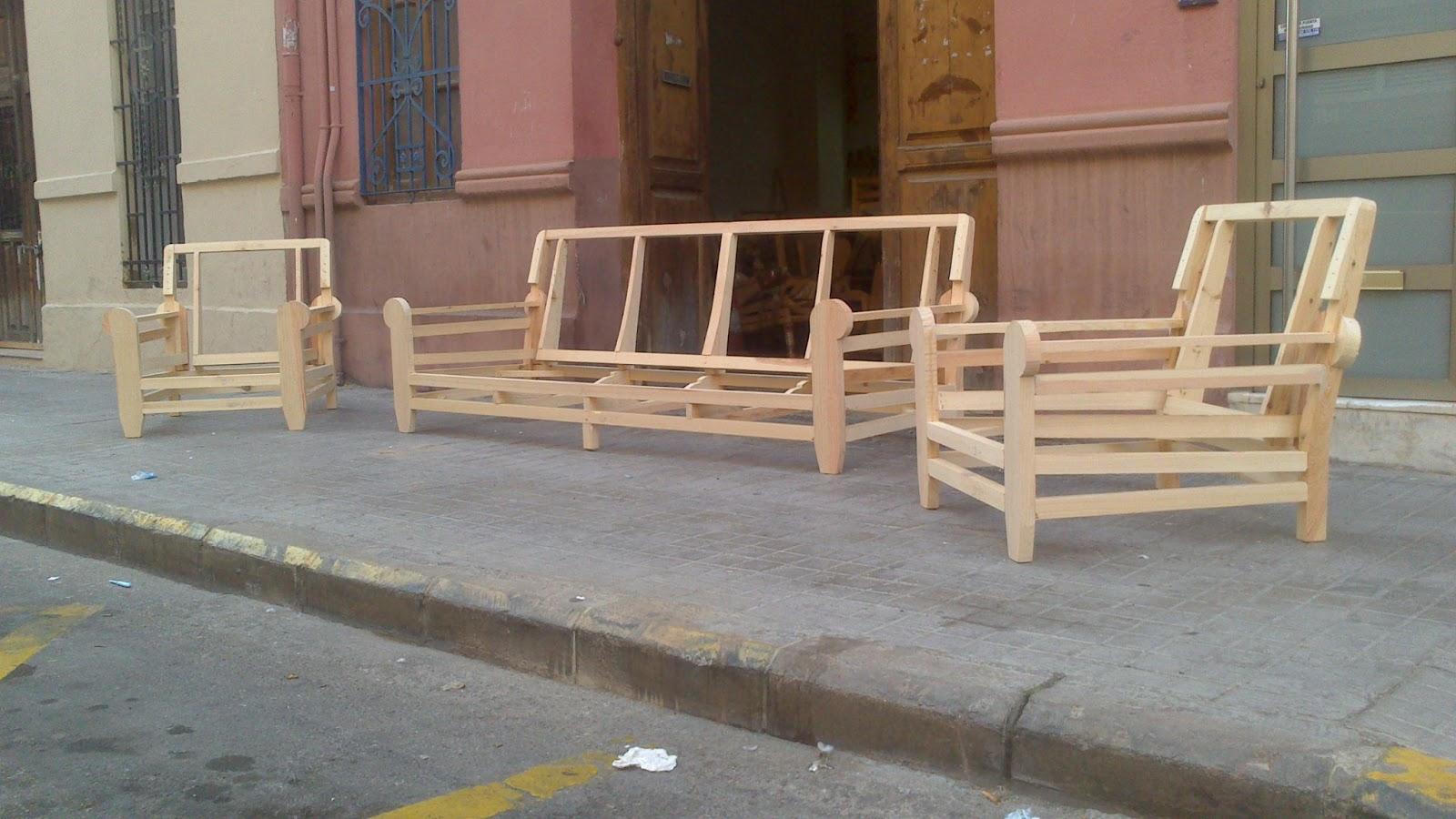 Esqueletajes y tapicer as esqueletaje de prototipos y de for Planos de sillones