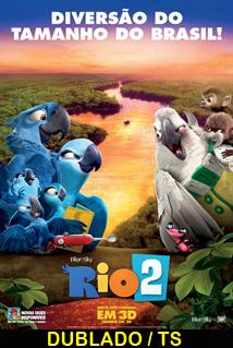 Assistir Rio 2 Online Dublado 2014