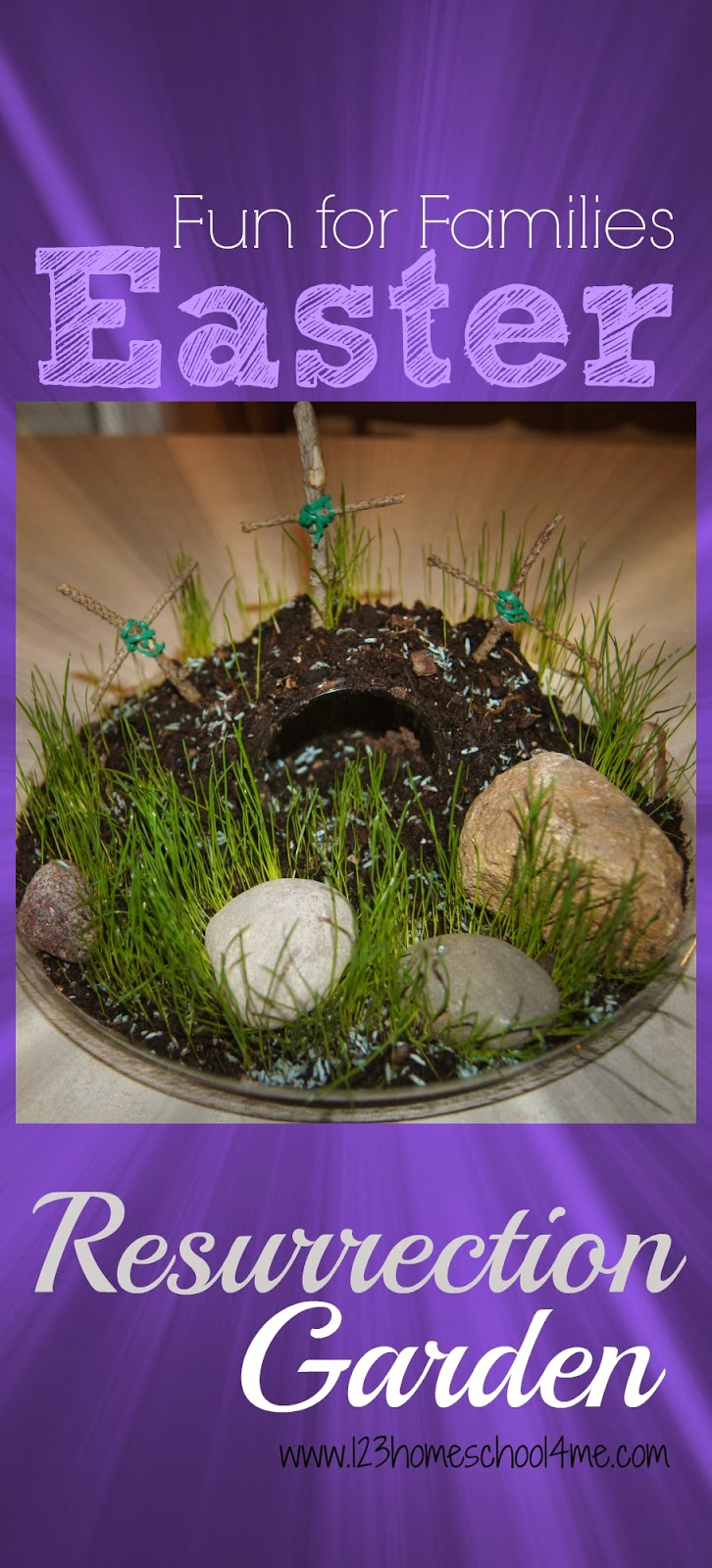 Easter Family Activity for Christian Families