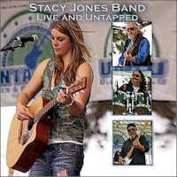 Stacy Jones Band - Live and Untapped