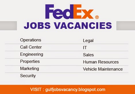 Amazing Fedex Jobs Vacancies To Fedex Jobs