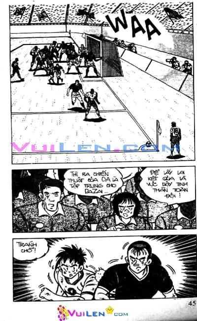 Jindodinho - Đường Dẫn Đến Khung Thành III Tập 53 page 45 Congtruyen24h