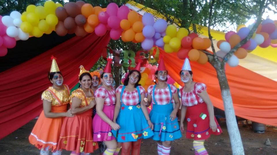 Comemorando o Dia do Circo