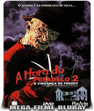 A Hora do Pesadelo 2: A Vingança de Freddy (1985) – BluRay Ultra HD 720p e Full HD 1080p Dual Áudio 5.1 - Torrent