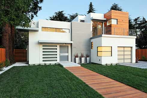 Decent Home Exterior Design 2015 2012 Contemporary Home
