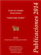 Catálogo de Publicaciones [2014]