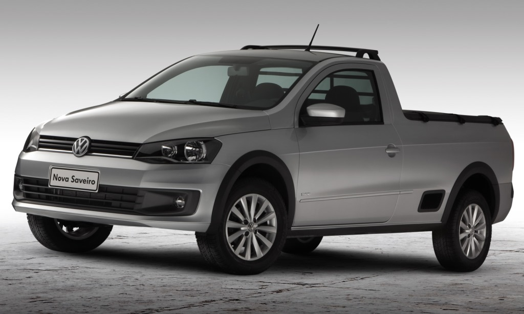 Lanzamiento: Volkswagen Saveiro (restyling) : Autoblog Uruguay ...