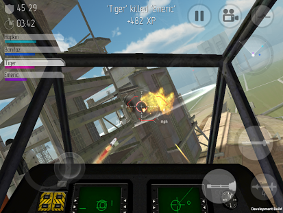 C.H.A.O.S Multiplayer Air War Android APK +Data