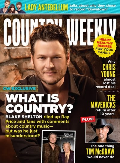 Country Weekly news below