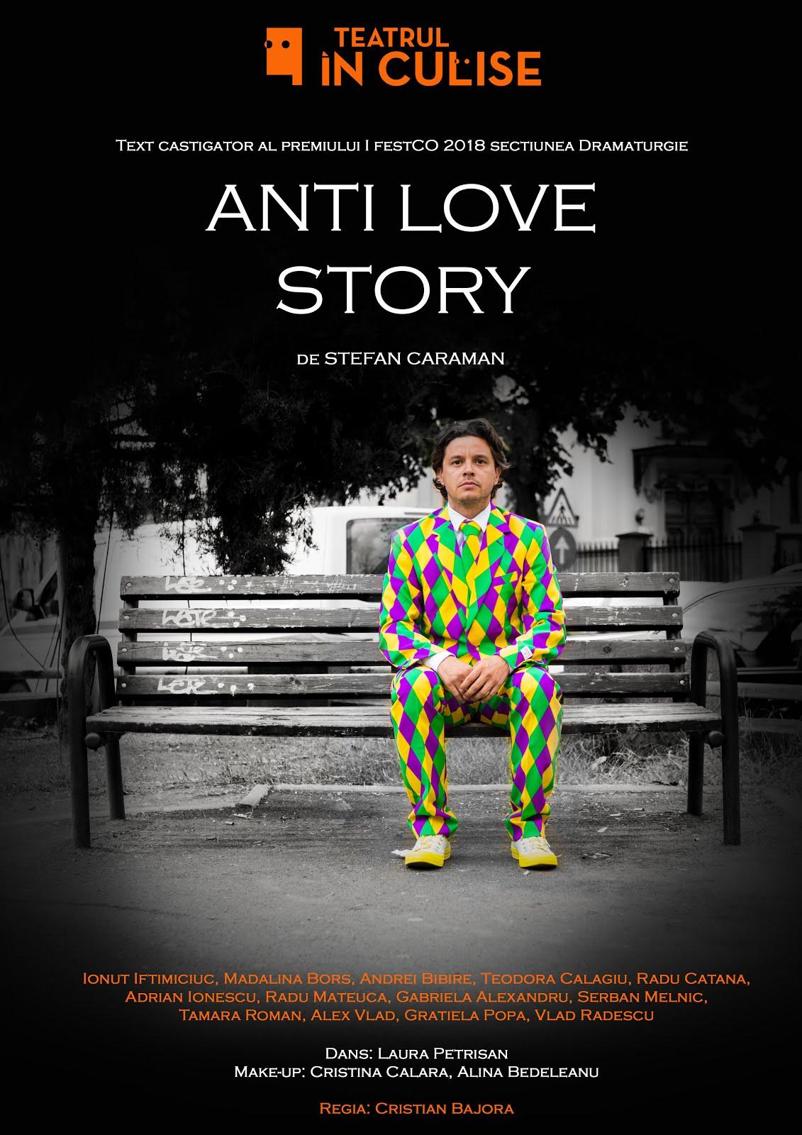 ANTI LOVE STORY (teatru)