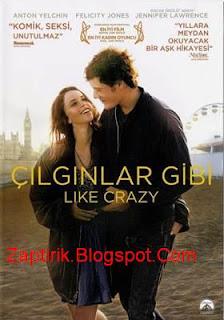 Like Crazy, Like Crazy Türkçe Altyazılı izle, Like Crazy HD izle