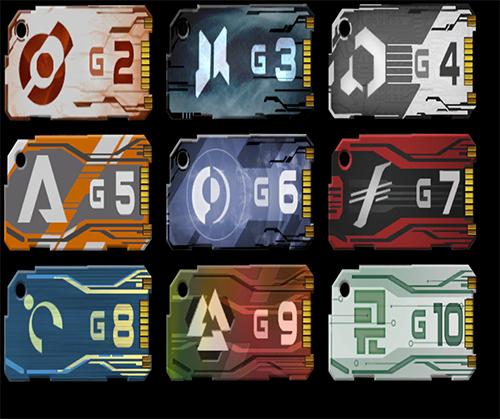 Titanfall Generation Niveles