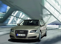 2012 Audi A8 L W12 Quattro  HD Wallpaper