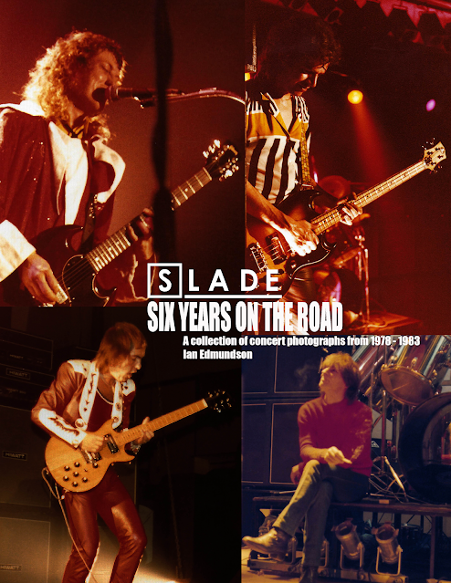 Slade Six Years On The Road