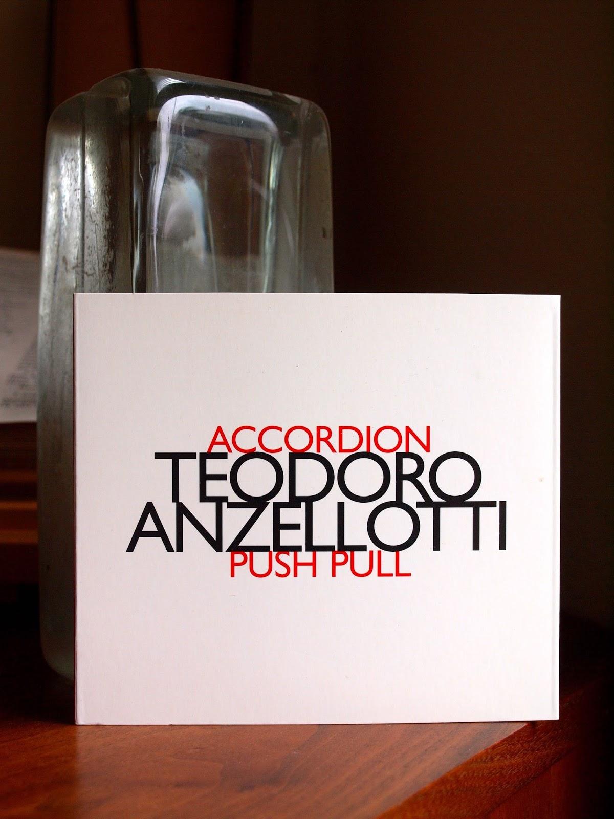 Teodoro Anzellotti - Chanson Discrète