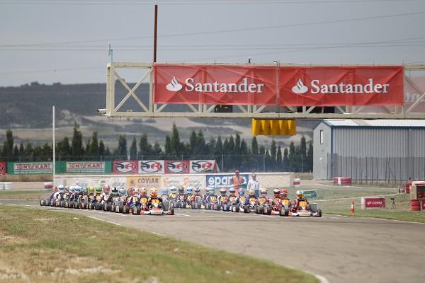 Circuito Zuera : M k karting nota de prensa del circuito internacional