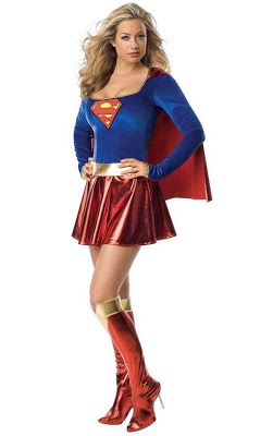 Supergirl 80s Costume